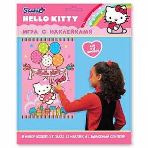 Игра с наклейками Hello Kitty (1507-0674)