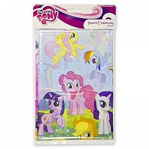 Скатерть п/э My Little Pony 1,2 м х 1,8 м (1502-1330)